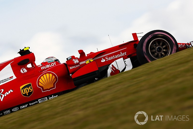 Vettel krijgt nieuw chassis na problemen op vrijdag in Austin
