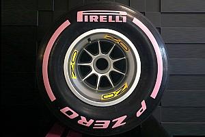 Pirelli, Birleşik Devletler GP'si için lastikleri pembeye çevirdi