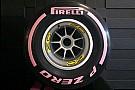 F1 Los ultrablandos de Pirelli serán rosas en el GP de EE UU