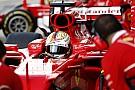 Formule 1 Évolutions- Ferrari concentre ses efforts sur Vettel