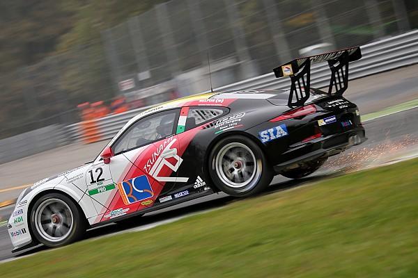 Carrera Cup Italia Ultime notizie Carrera Cup Italia, Monza: Rovera fa già scintille!