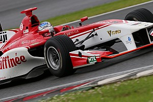 Super Formula Qualifying report Fuji Super Formula: Cassidy claims pole in tricky wet qualifying