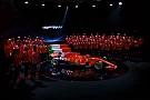 Ferrari SF71H show: passo più lungo inclinando le sospensioni