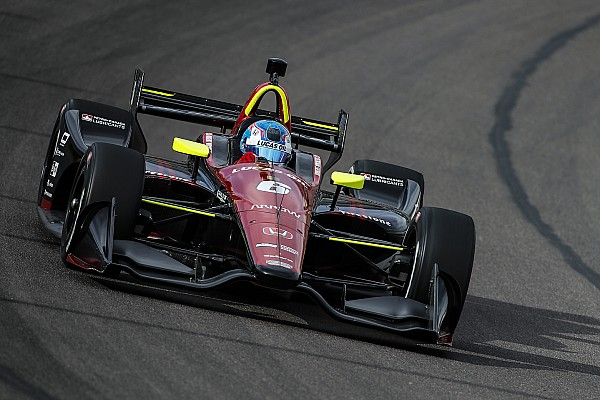 Video: Wickens says he's ready for oval racing challenge ahead