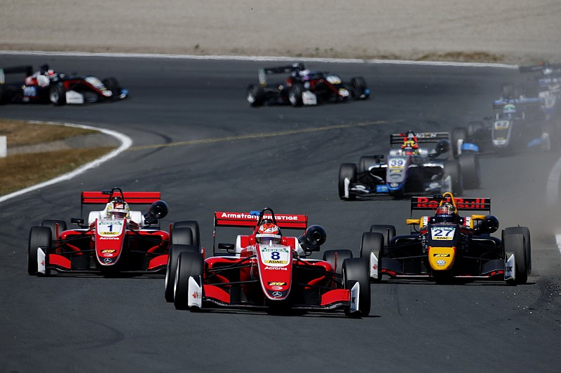 The Red Bull-Ferrari rookie title fight brewing in F3