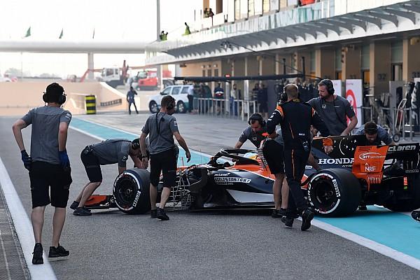 Formule 1 Analyse Vidéo 3D - Les ajouts aéro de McLaren sur le Halo