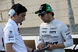 Fórmula 1 Noticias VIDEO: Checo Pérez trabaja en el gym previo a temporada de F1