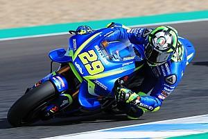 MotoGP Отчет о тестах Янноне стал быстрейшим по итогам первого дня тестов MotoGP