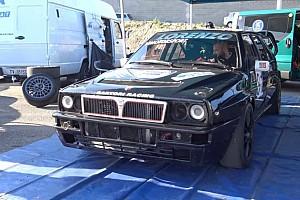 Auto Actualités Une Lancia Delta Integrale qui donne des frissons!