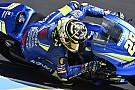 Iannone, el más rápido en el test privado en Montmeló