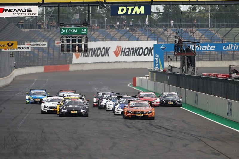 Трансляція другої гонки етапу DTM на Лаузіцринзі