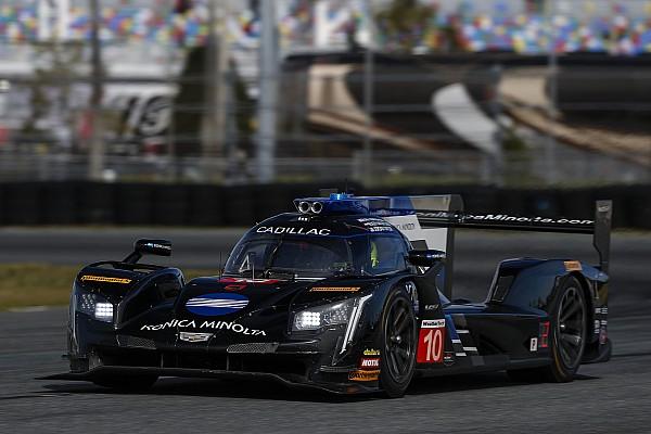 IMSA Breaking news Cadillac performance pegged back for Daytona 24 Hours