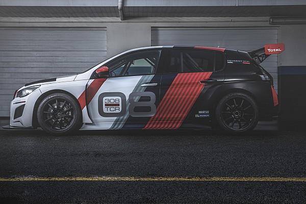 TCR Ultime notizie Peugeot Sport svela ufficialmente la nuovissima 308 TCR