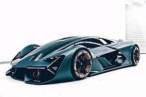 Prodotto I più cliccati Fotogallery: Terzo Millennio, la visione del futuro Lamborghini