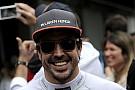Alonso a világ tetején