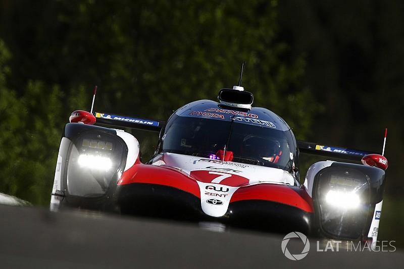 Toyota domina la segunda práctica en Spa y Maldonado manda en LMP2