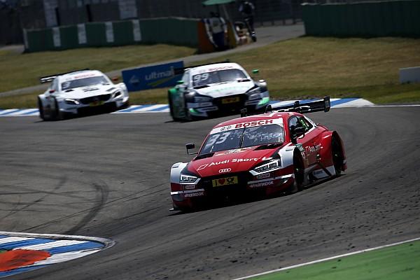 DTM Audi: Geen verklaring voor grote stap van zaterdag op zondag