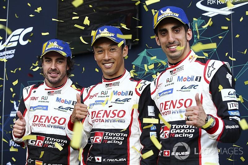 WECスパ決勝レポート:トヨタ盤石の強さで1-2。レベリオン1号車失格