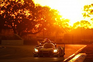 IMSA Race report Sebring 12 Hours: Hour 10 – Nissan leads Cadillac and Mazda