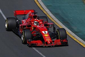 Formula 1 Son dakika Vettel: Ferrari henüz gerçek performansını göstermedi