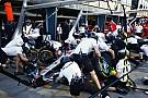 A csapattagok akklimatizálódását is csúcsra járatta a Mercedes