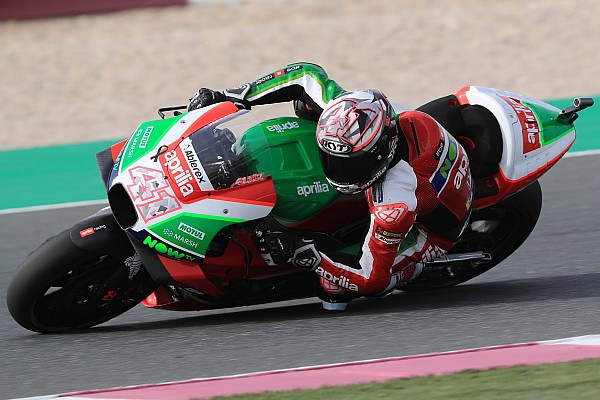 MotoGP Espargaro: Aprilia has to improve bike to keep me
