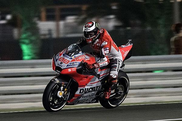 MotoGP 速報ニュース 開幕戦で転倒のロレンソ「不幸中の幸い。ブレーキの問題があった」
