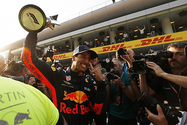 Forma-1 Motorsport.com hírek Brawn szerint Ricciardo olyan, mint egy csatár