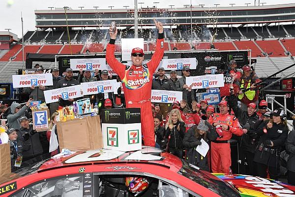NASCAR Cup Breaking news Kyle Busch will