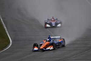 IndyCar Noticias Dixon se queja de problemas que le costaron el podio en Barber