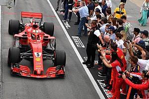 Formula 1 Analysis How Vettel and Ferrari turned