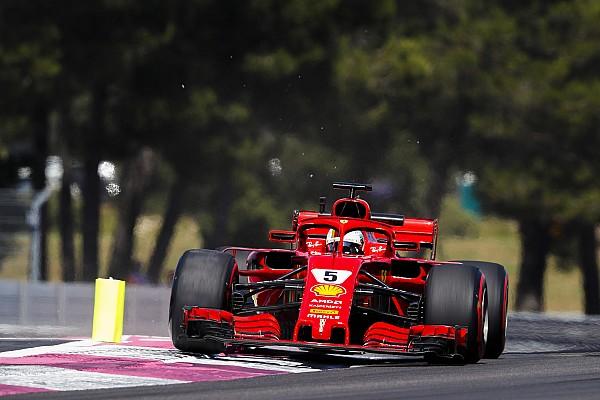 Formule 1 Réactions Vettel : Un circuit où le pilote peut