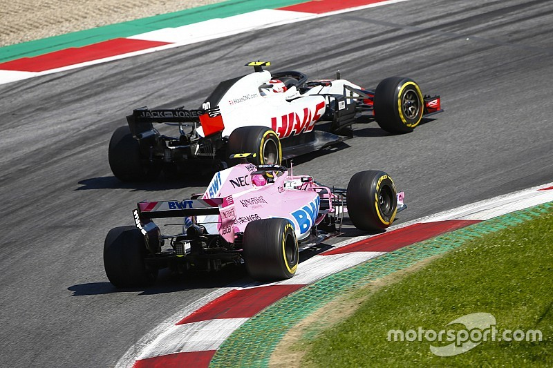 Force India ve