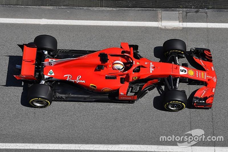 Análisis técnico: las novedades en el Ferrari fueron más allá del winglet prohibido
