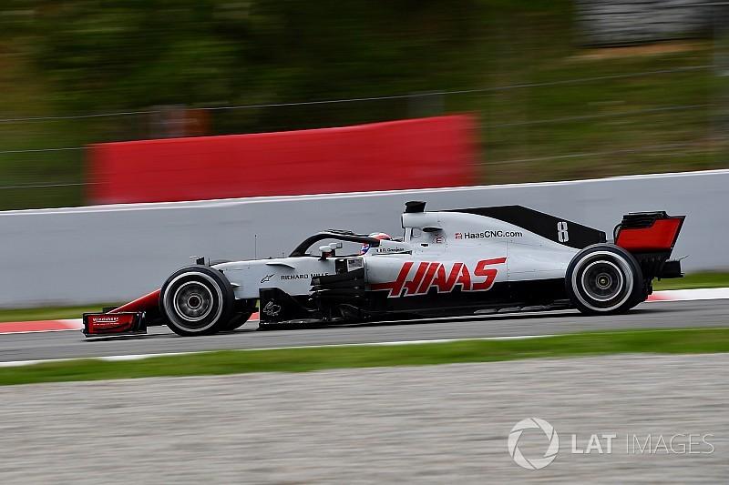 Haas não participará de testes após GP da Hungria