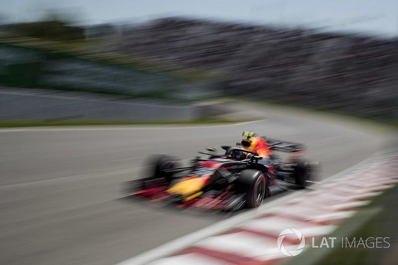 加拿大大奖赛FP2:维斯塔潘高居时间榜第一