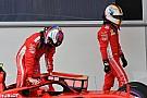 Vettel: Ferrari her pistte çok güçlü, endişeye gerek yok