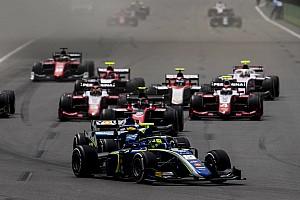 FIA F2 Breaking news F2