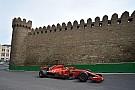 阿塞拜疆大奖赛FP3:维特尔重返榜首,汉密尔顿有所气色