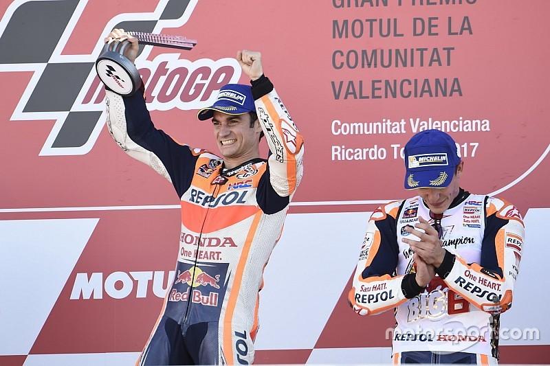Gallery: Pedrosa's 31 MotoGP wins in photos