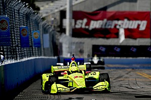 IndyCar Breaking news Penske's St. Pete struggles a one-off - Pagenaud
