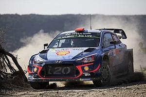 WRC Résumé de spéciale ES2 à 5 - Sordo en forme, Loeb dans le bon rythme