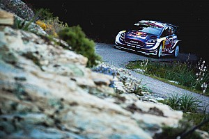 WRC Leg report Corsica WRC: Ogier cruises to comfortable win