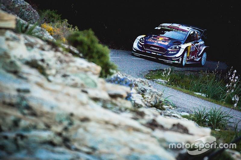 WRC Corsica: Tampil dominan, Ogier sabet kemenangan