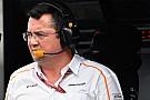 Formula 1 Boullier defends McLaren amid staff dissent reports
