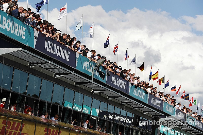 F1 to hold season launch event in Melbourne