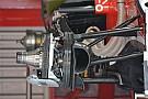 Ferrari: disco freno con meno fori per Shanghai