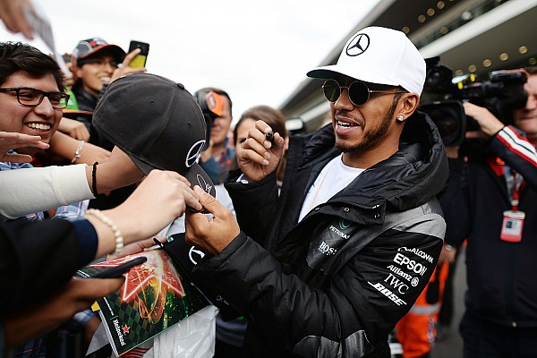 Formula 1 Hamilton popularity reaching Schumacher levels