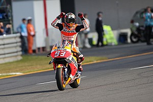 MotoGP Special feature Randy Mamola: Marquez could dominate MotoGP like Rossi did