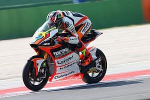 Moto2 Race report Misano Moto2: Baldassarri catches Rins for maiden win